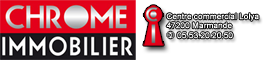 logo de CHROME IMMOBILIER à Marmande